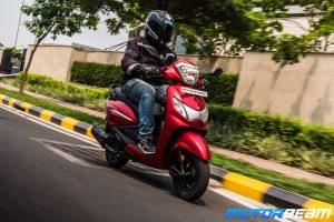 Hero Pleasure Plus Test Ride Review