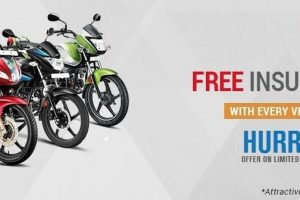 Hero Snapdeal Free Insurance