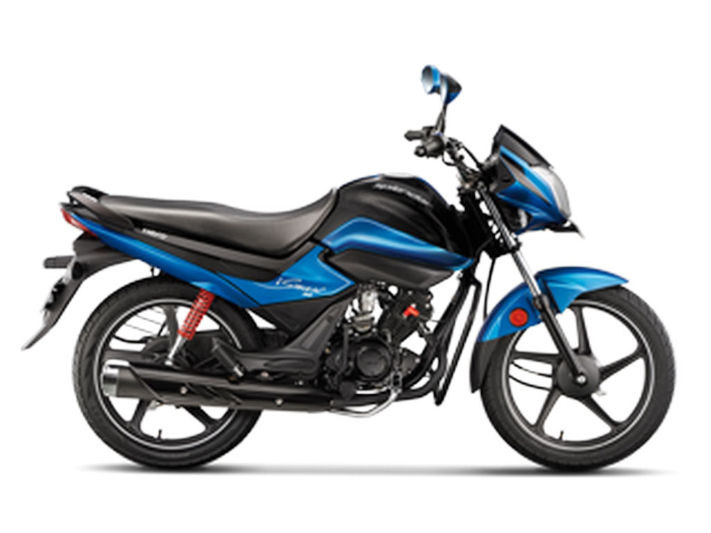 Hero Splendor iSmart 110 Blue