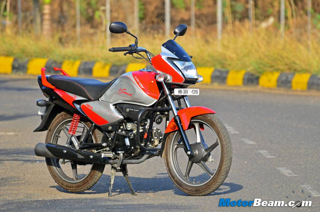 Hero Splendor iSmart Test Ride Review