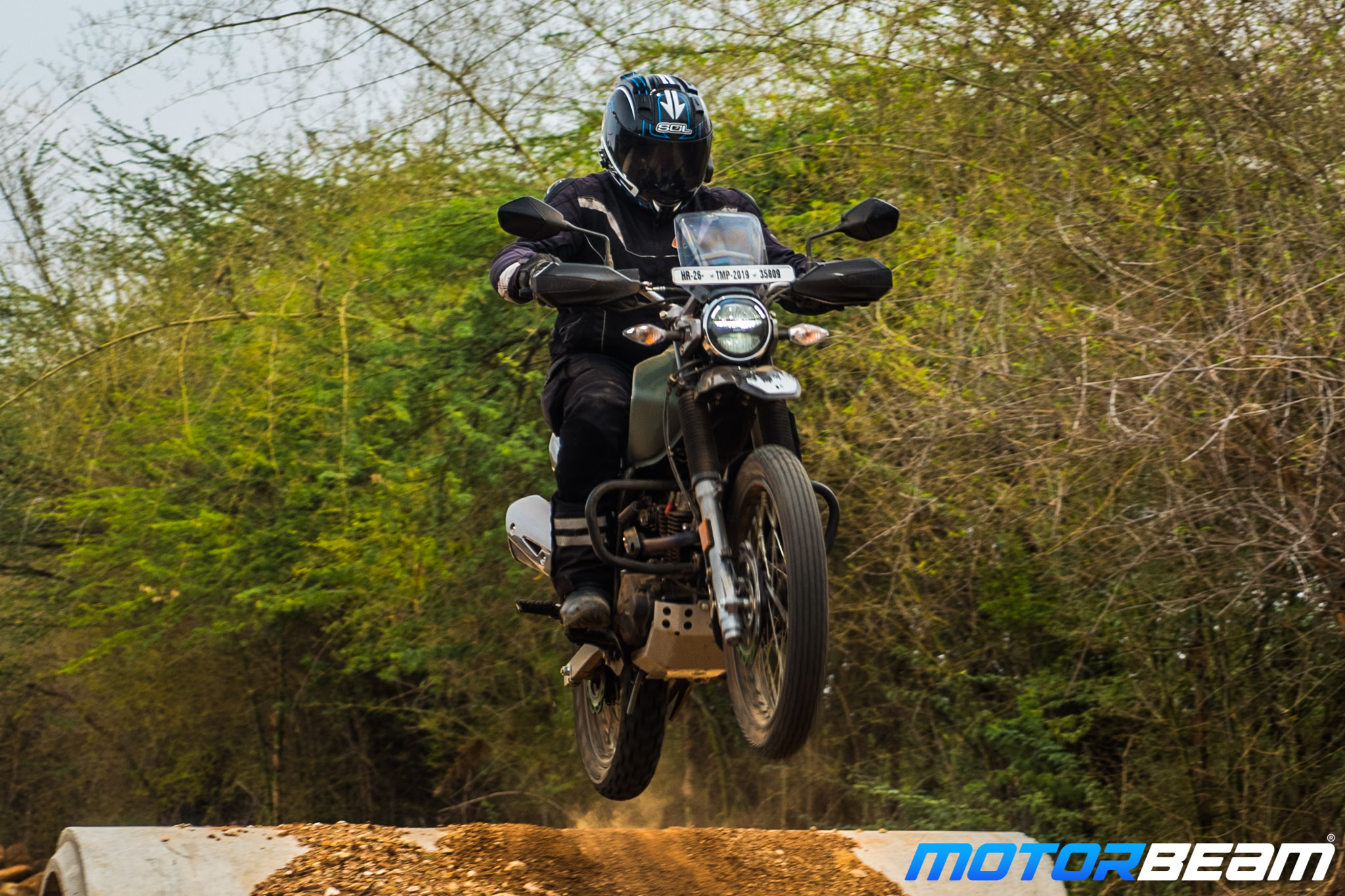 Hero Xpulse 200 Review Test Ride