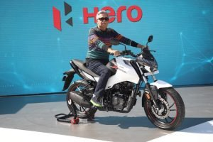Hero Xtreme 160R Details