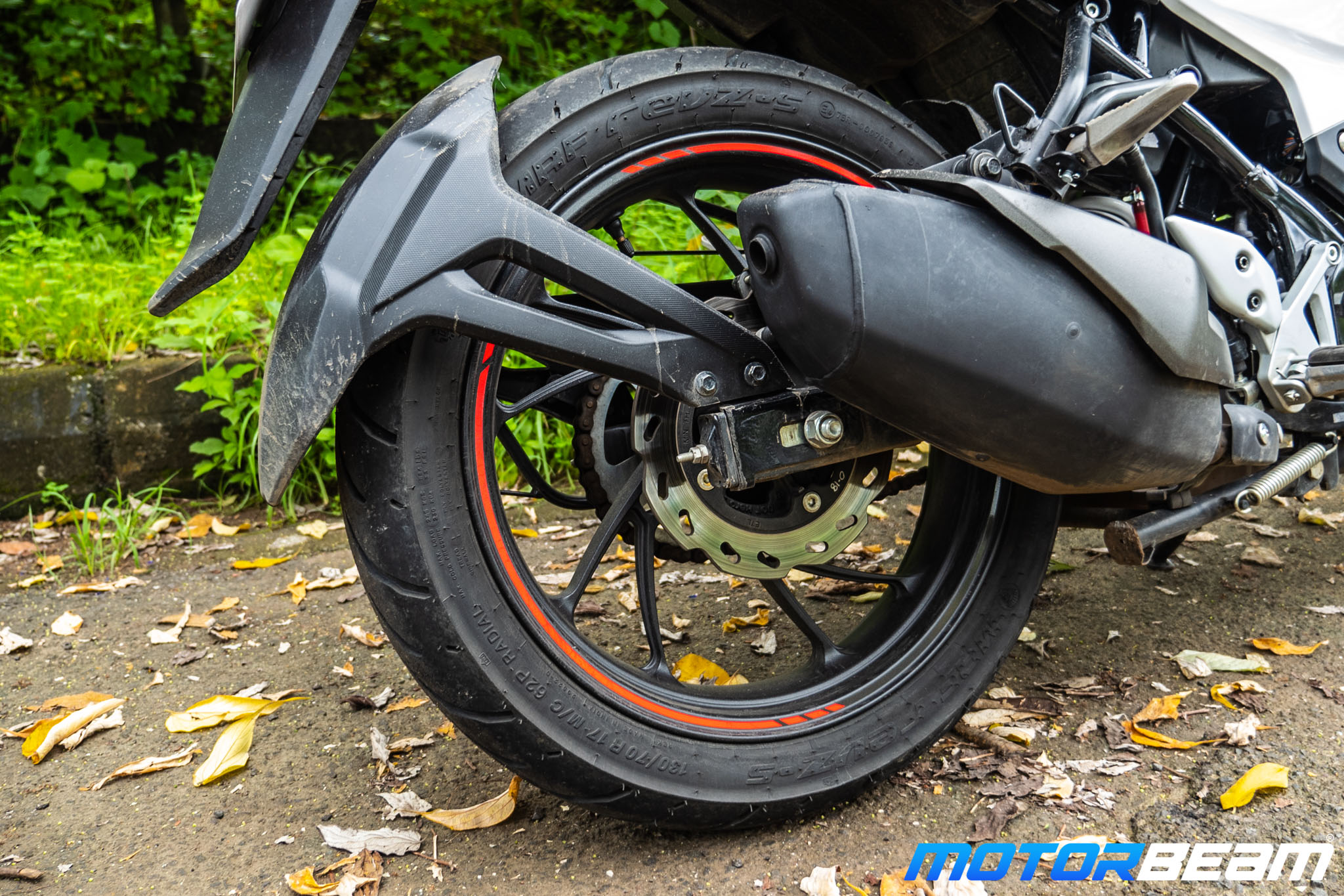 Hero Xtreme 160R Review 12