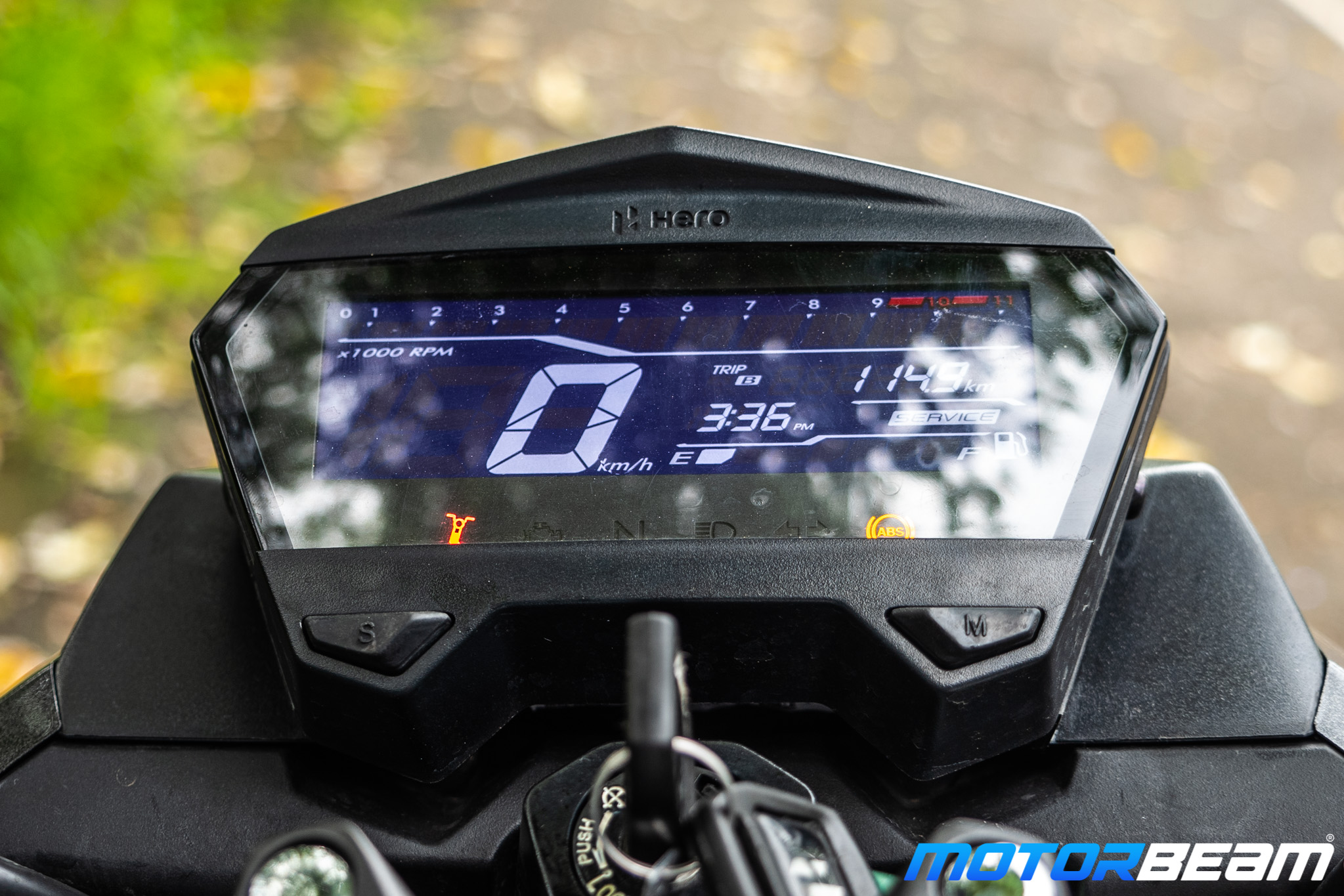 Hero Xtreme 160R Review 16