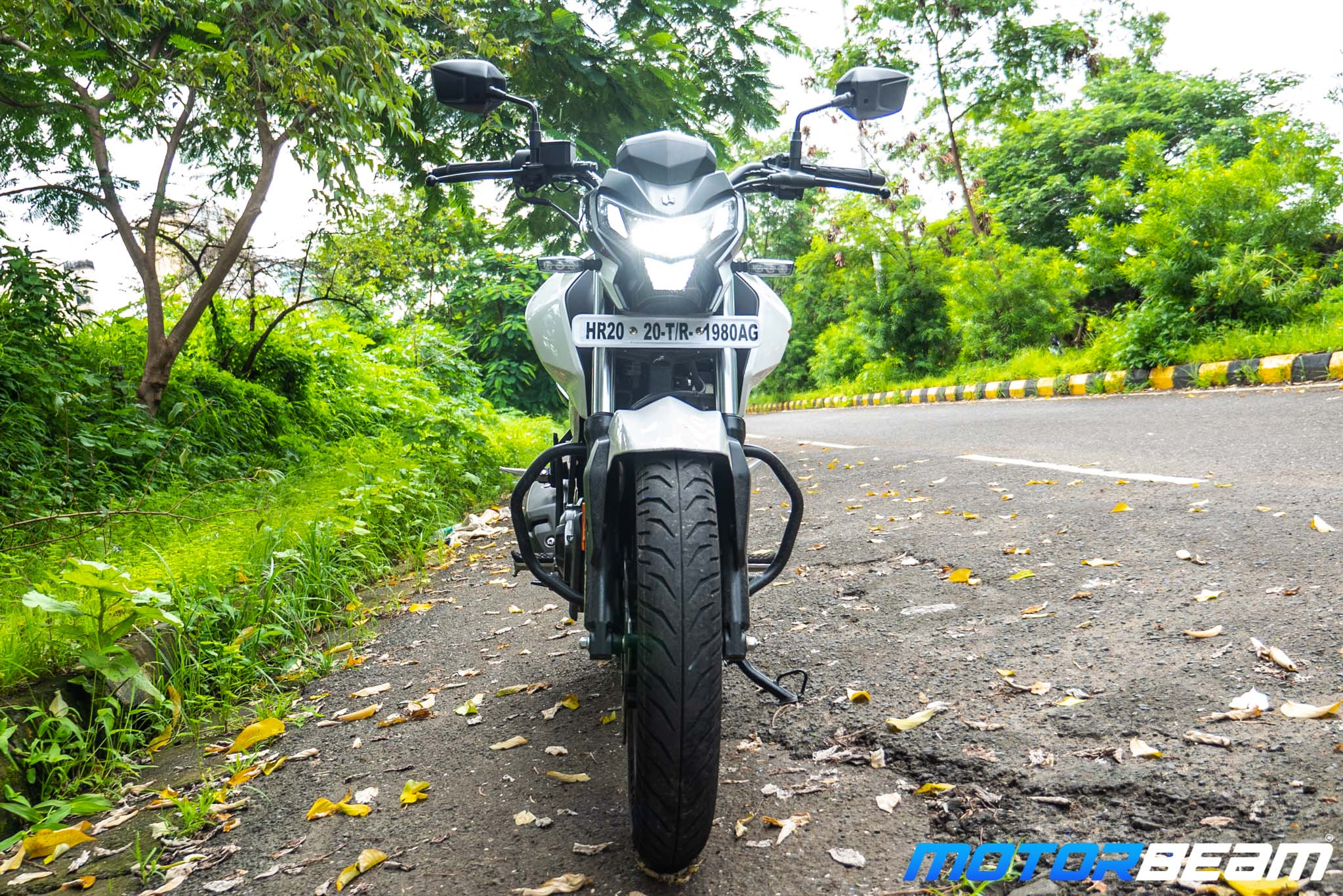 Hero Xtreme 160R Review 23