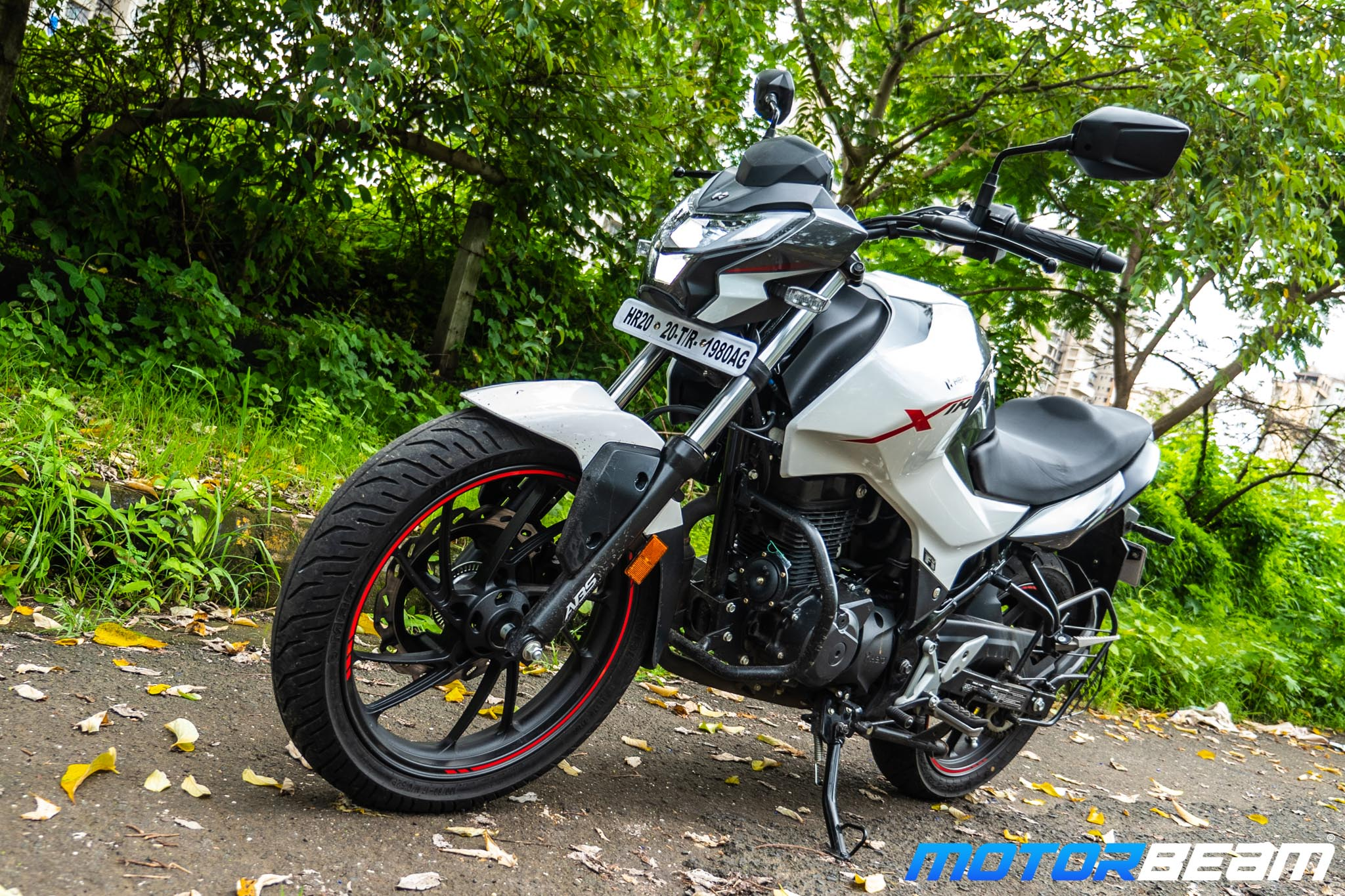 Hero Xtreme 160R Review 25