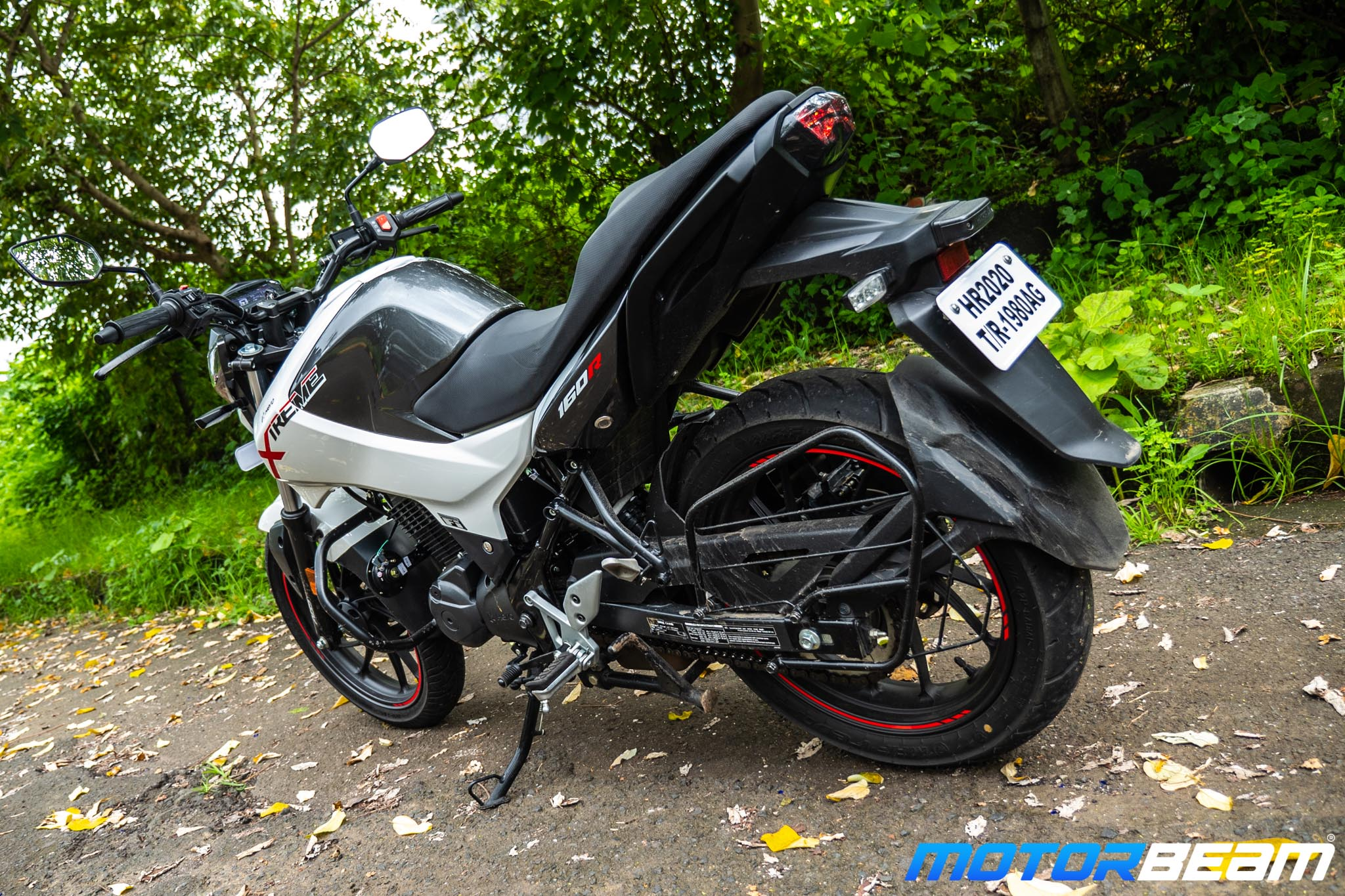 Hero Xtreme 160R Review 26