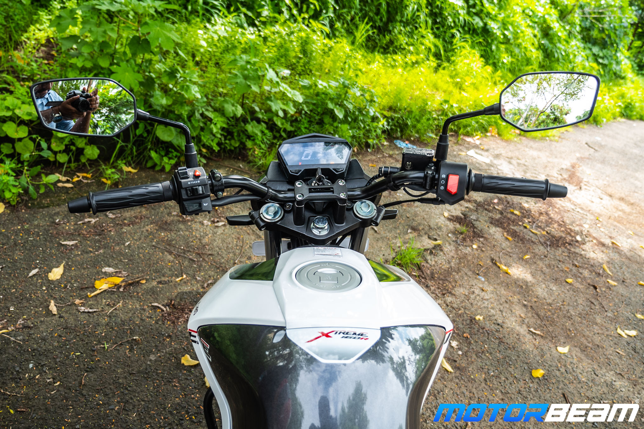 Hero Xtreme 160R Review 30