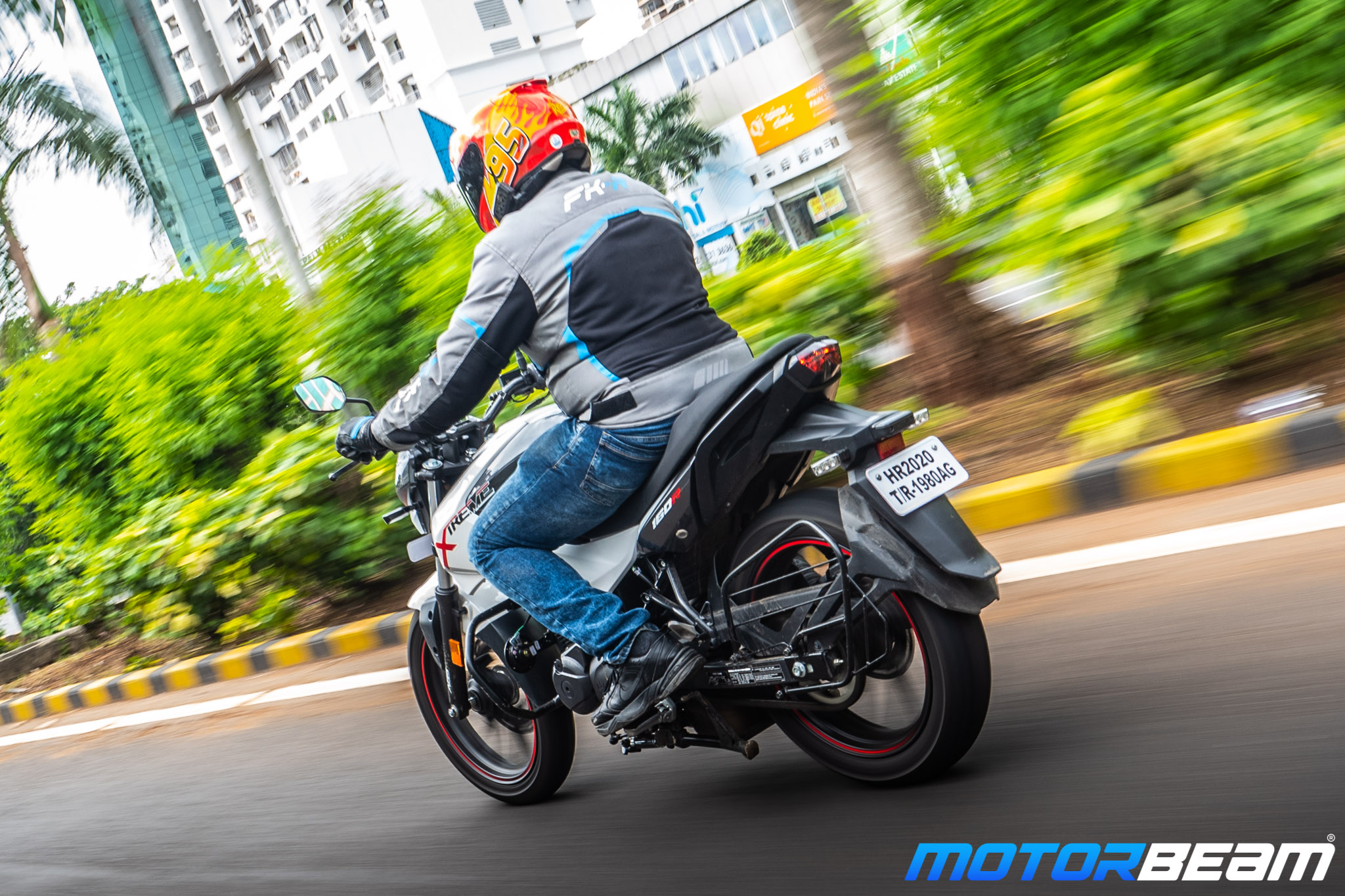 Hero Xtreme 160R Review 5