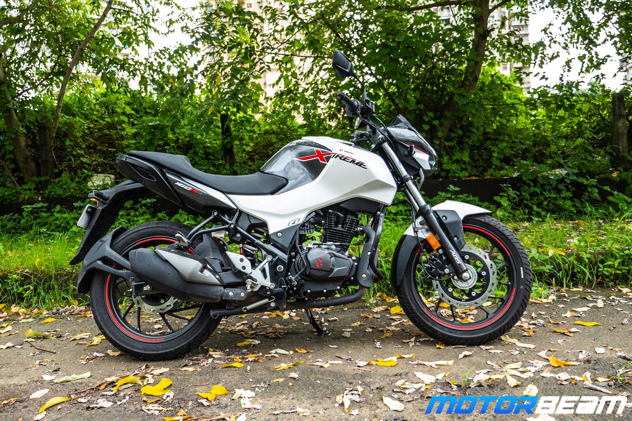 Hero Xtreme 160R Review 6