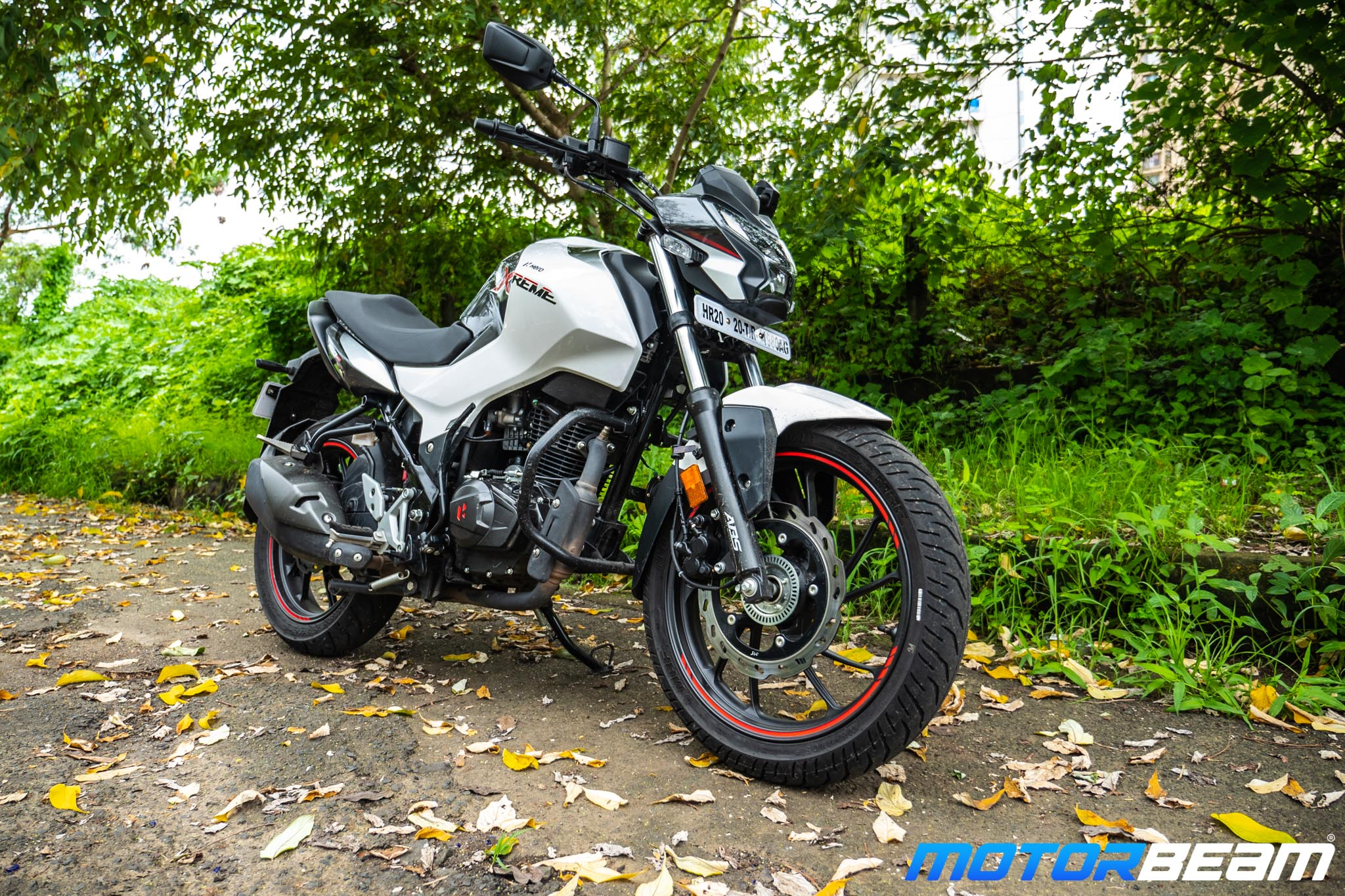 Hero Xtreme 160R Review 7