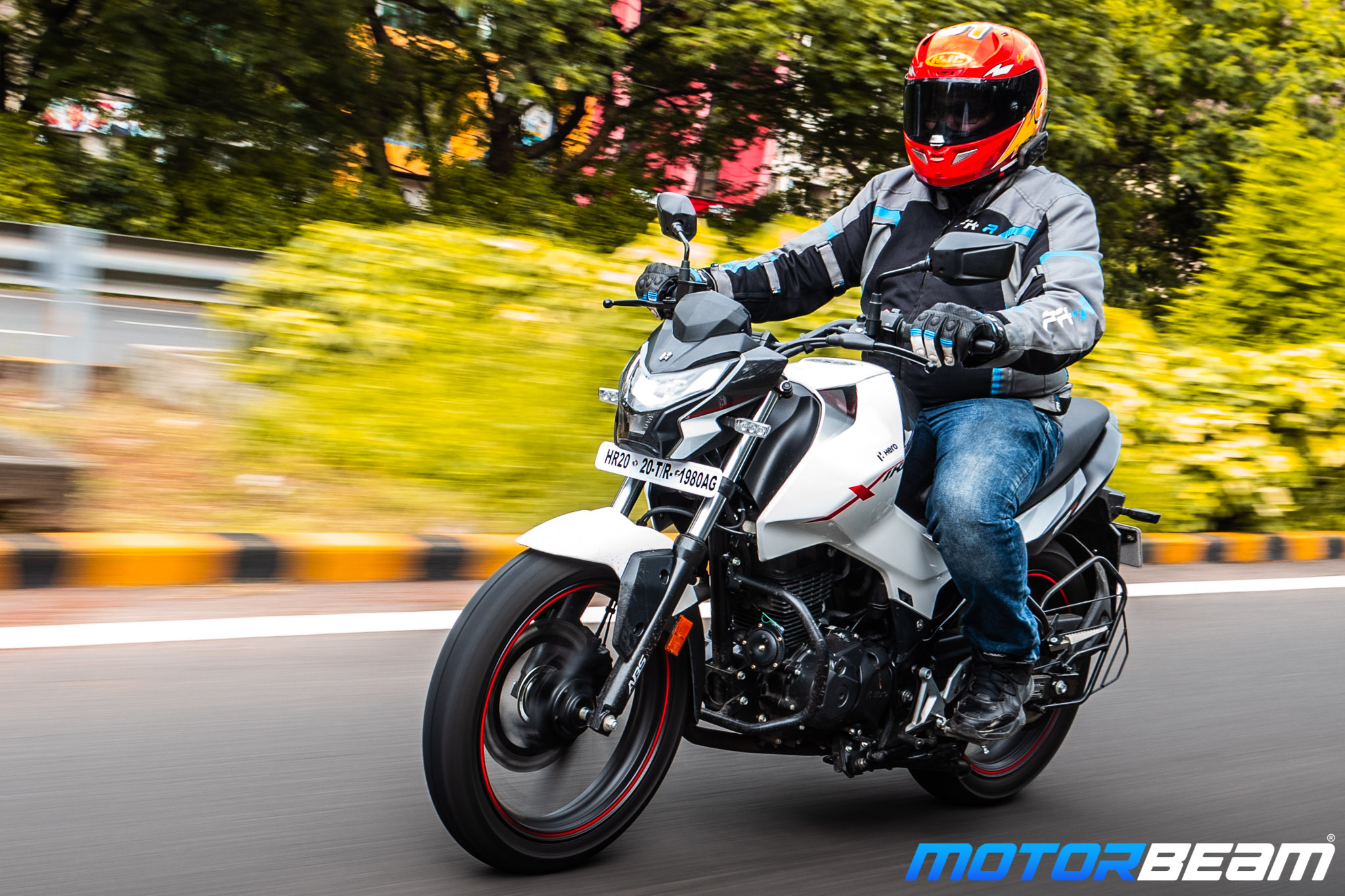 Hero Xtreme 160R Review Test Ride
