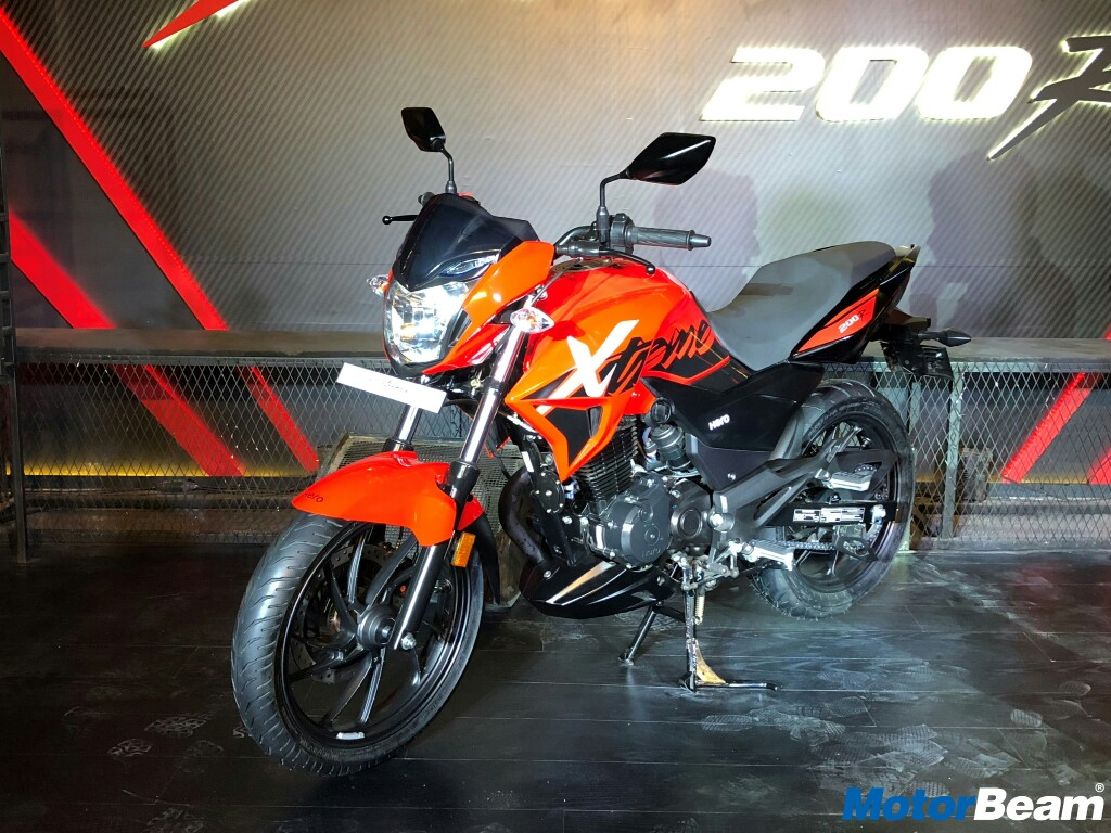 Hero Xtreme 200R In India