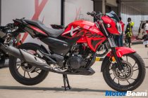 Hero Xtreme 200R Track Test Review