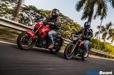 Hero Xtreme 200R vs TVS Apache 200