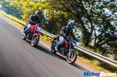 Hero Xtreme 200R vs TVS Apache 200 Comparison Review