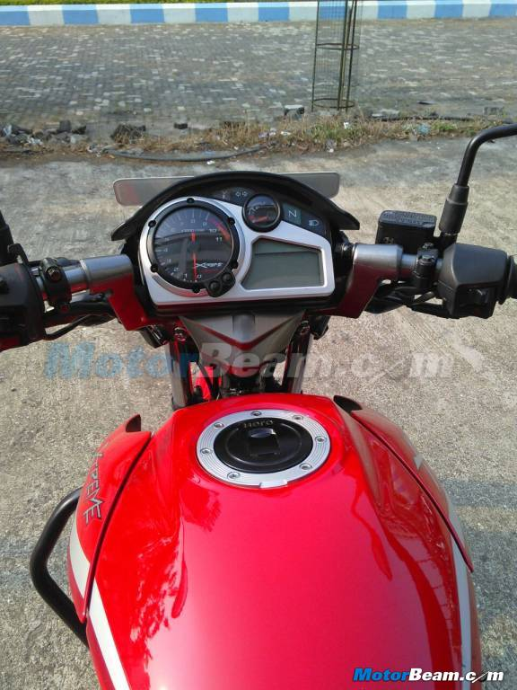 Hero Xtreme Sports Cluster