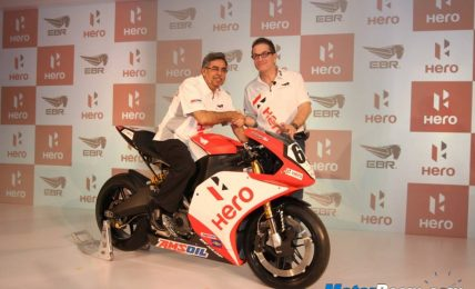 Hero Buell Partnership