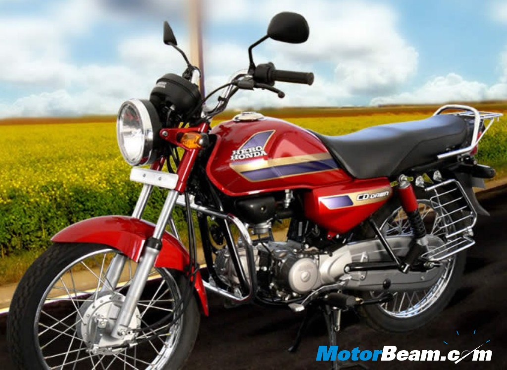 New Hero Honda CD Deluxe & CD Dawn Launched