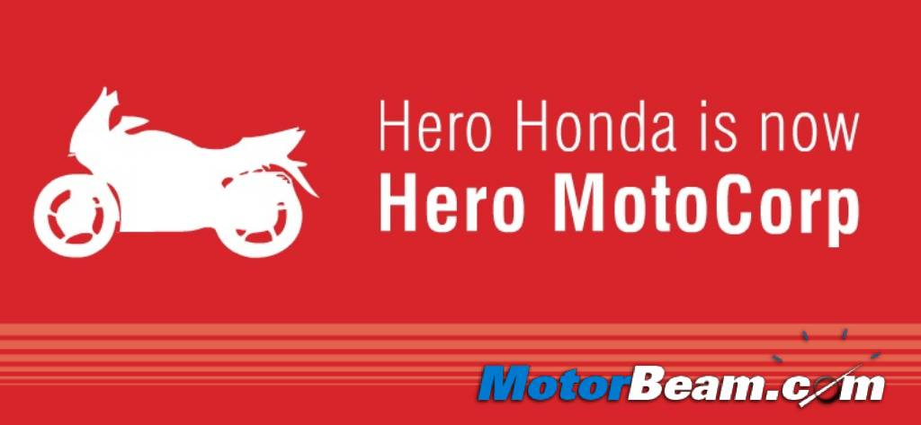 Hero Honda Has Been Formally Renamed As MotoCorp The Company Received Necessary Statutory Approval From Registrar Of Companies RoC For