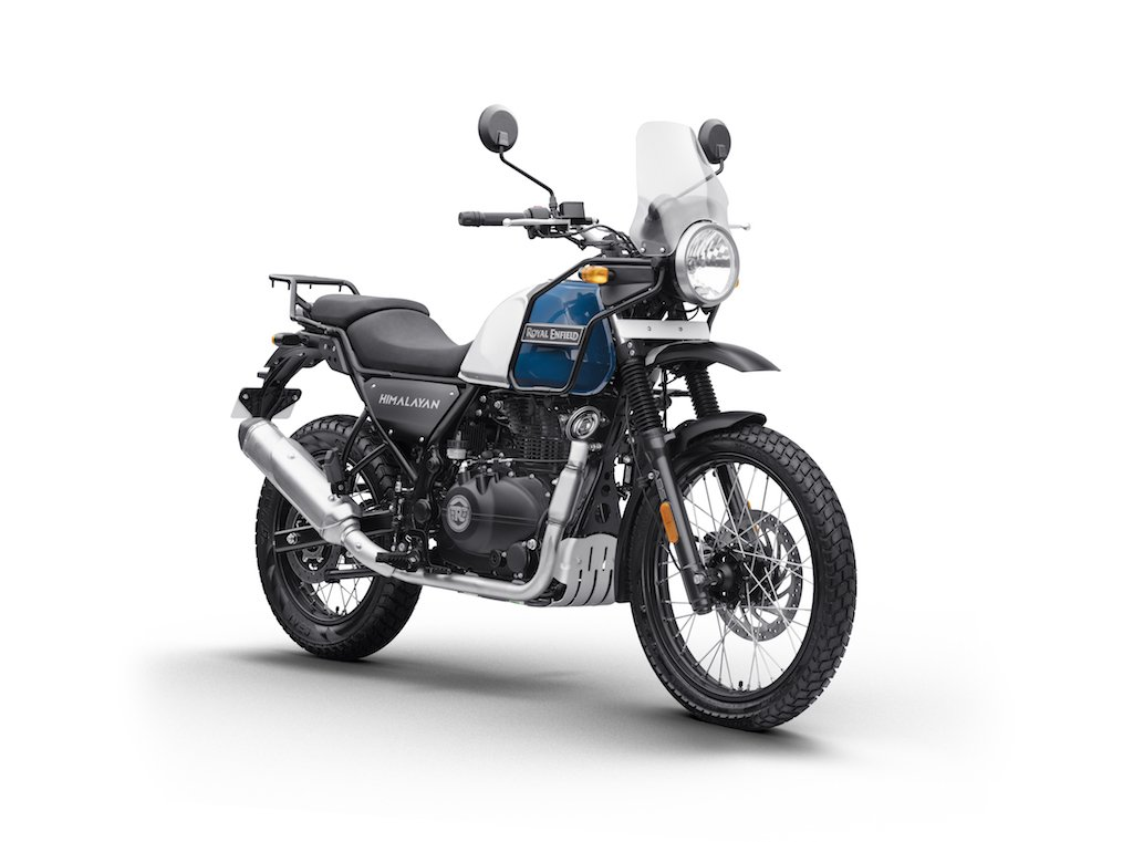 2020 RE Himalayan Launched, Priced From Rs. 1.86 Lakhs