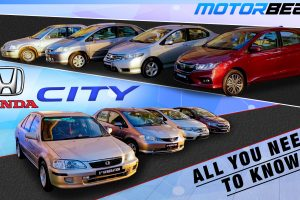 History Of Honda City