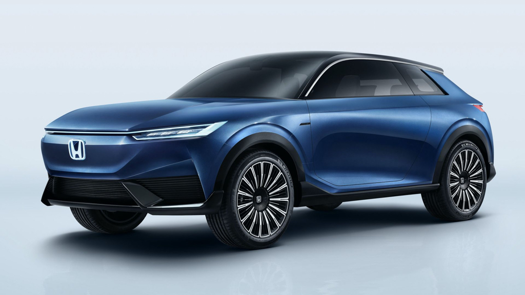 Hond Electric SUV Concept