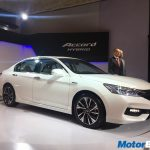 Honda Accord Hybrid Launched In India