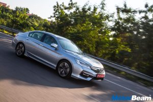 Honda Accord Hybrid Video Review