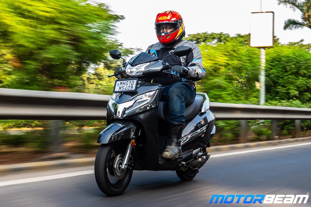 Honda Activa 125 BS6 Hindi Video