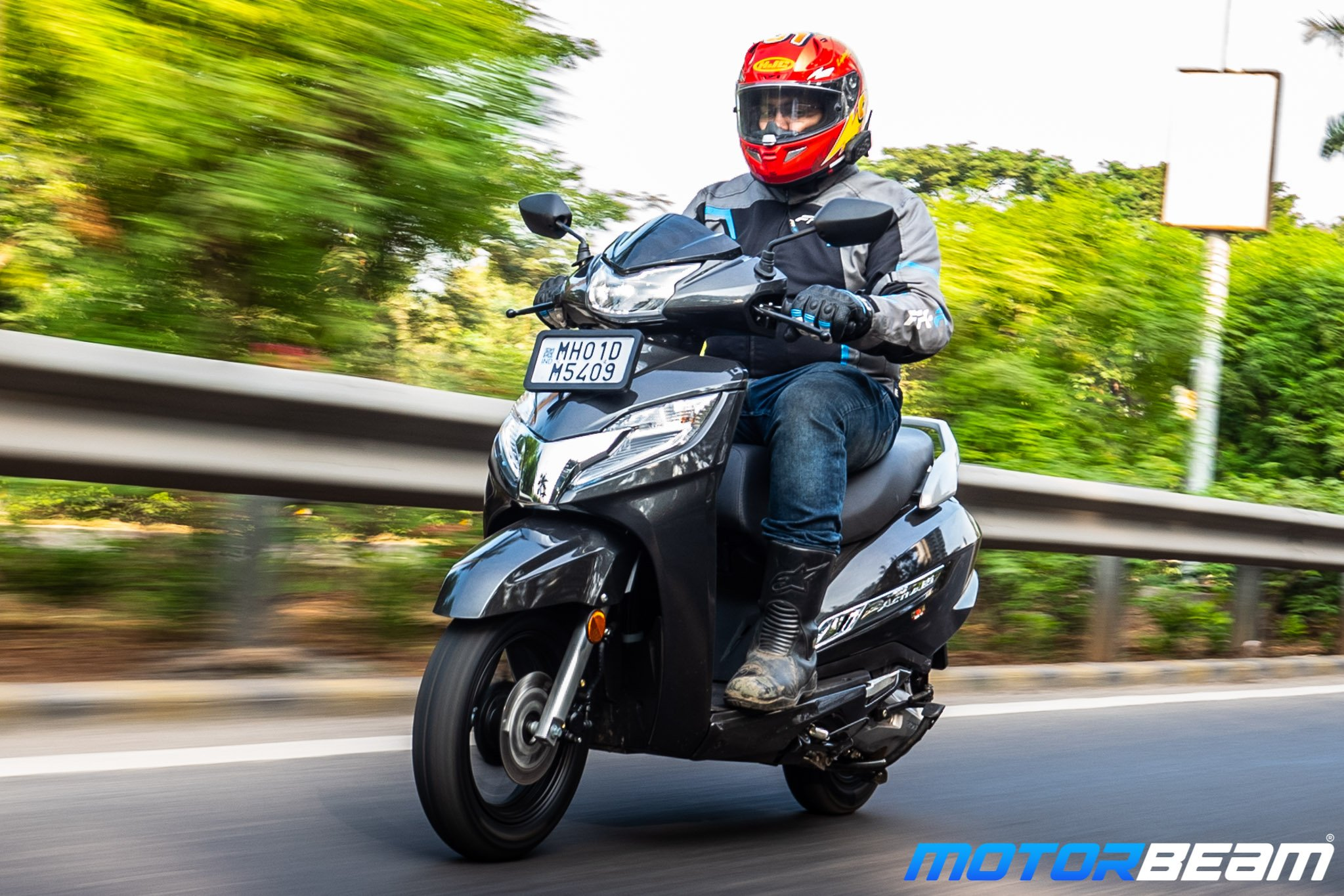 Honda Activa 125 BS6 test ride review