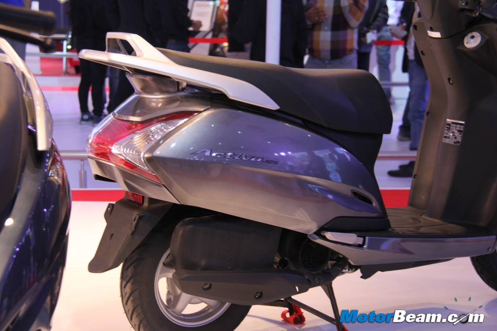 Honda Activa 125 First Look
