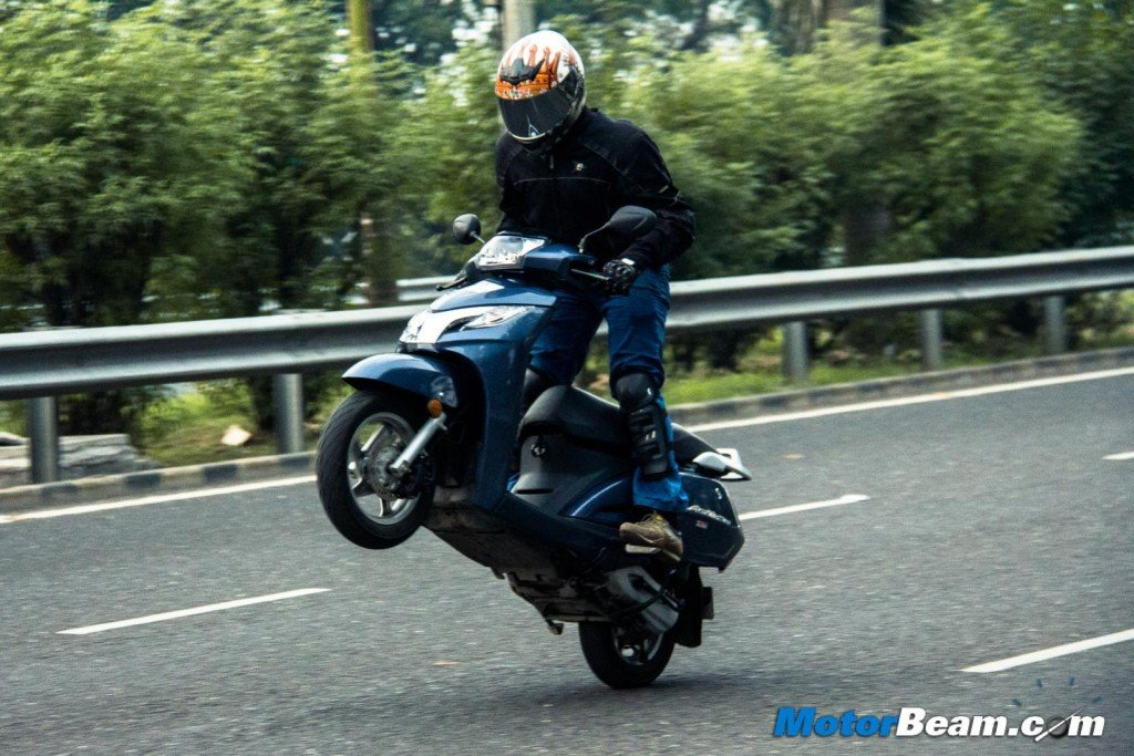 Honda Activa 125 Long Term Report