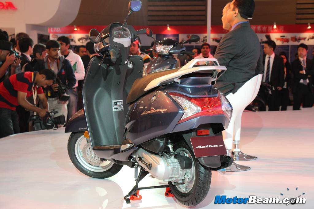 Honda Activa 125 Unveil