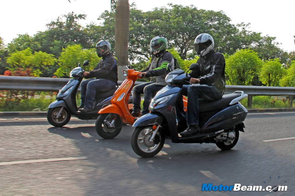 By B Hints || Activa 125cc Top Speed