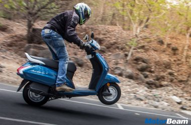 2017 Honda Activa 4G Test Ride Review