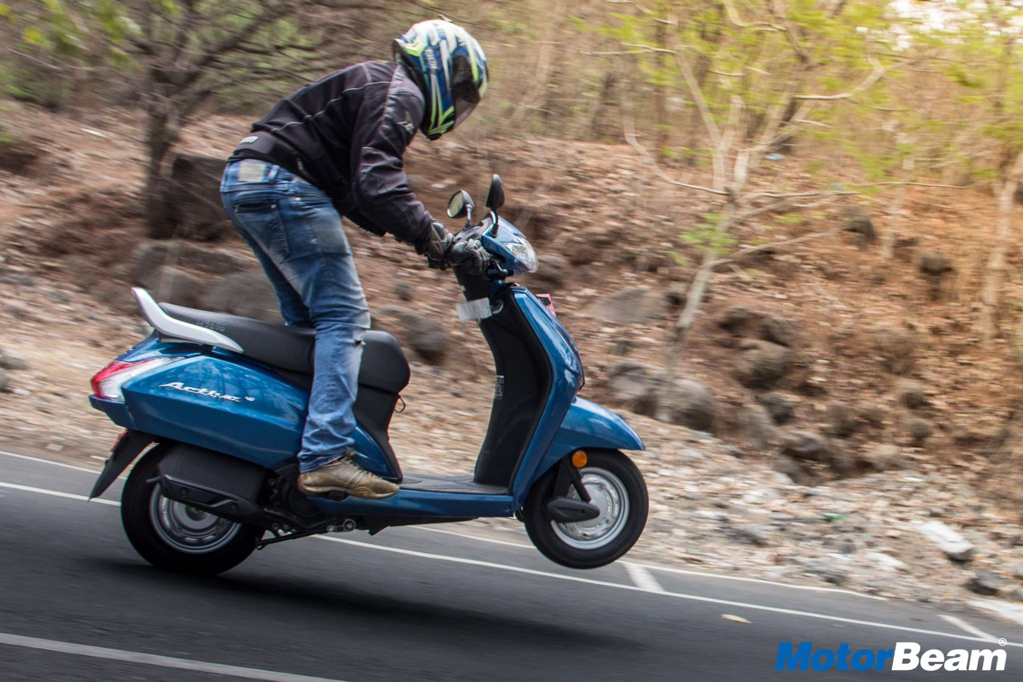 Honda Activa 4G Road Test