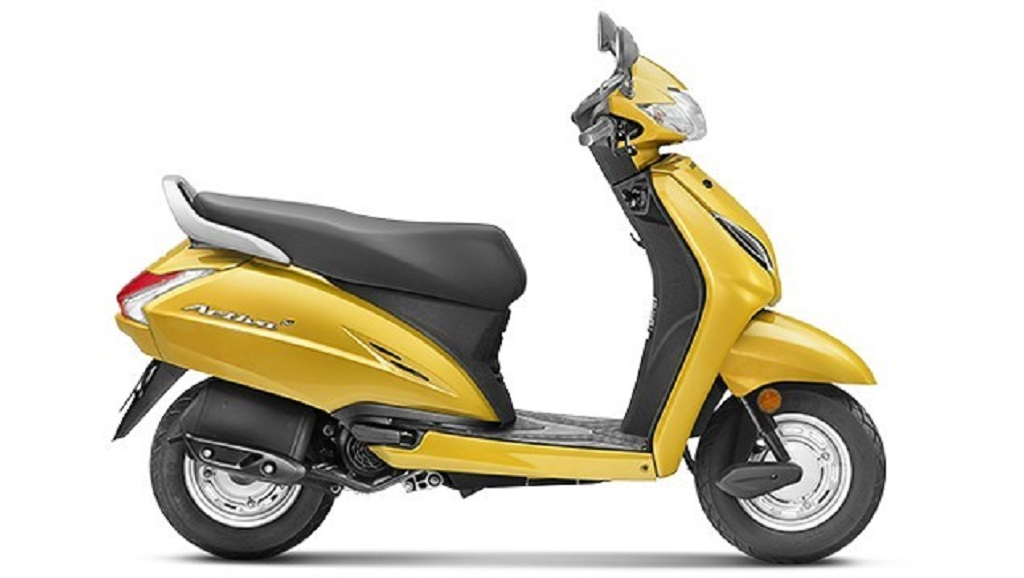 Honda Activa 5G Performance