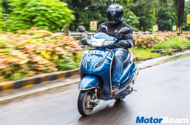 Honda Activa 5G Video Review