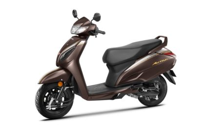 Honda Activa 6G 20th Year Anniversary Edition