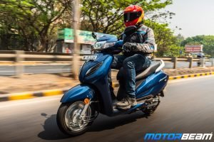 Honda Activa 6G Review Test Ride