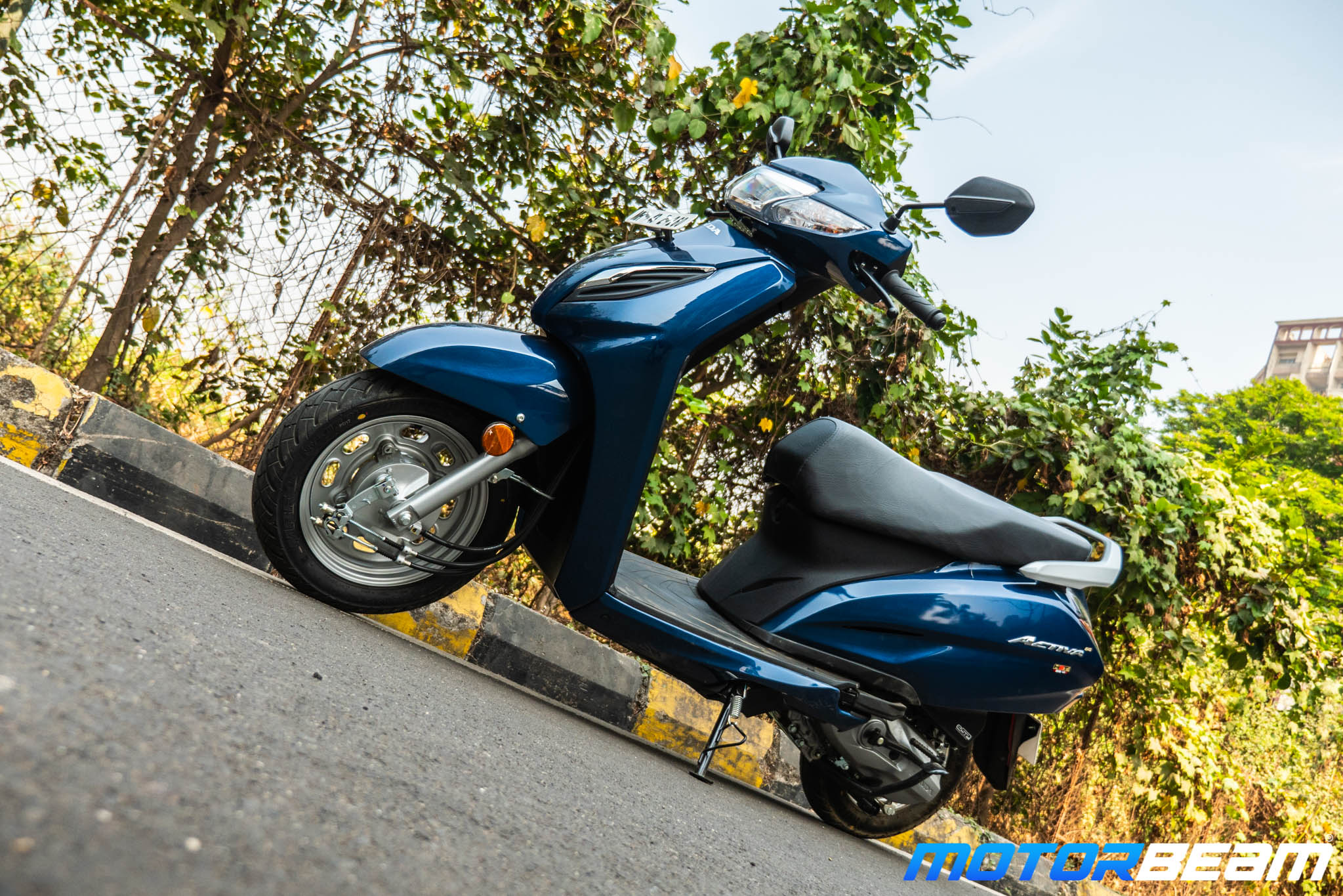 2020 Honda Activa 6G Test Ride Review