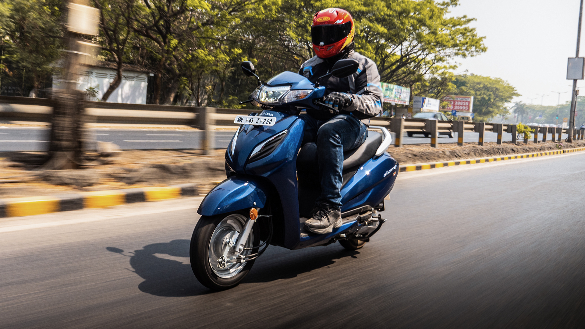 Honda Activa 6G Video Review