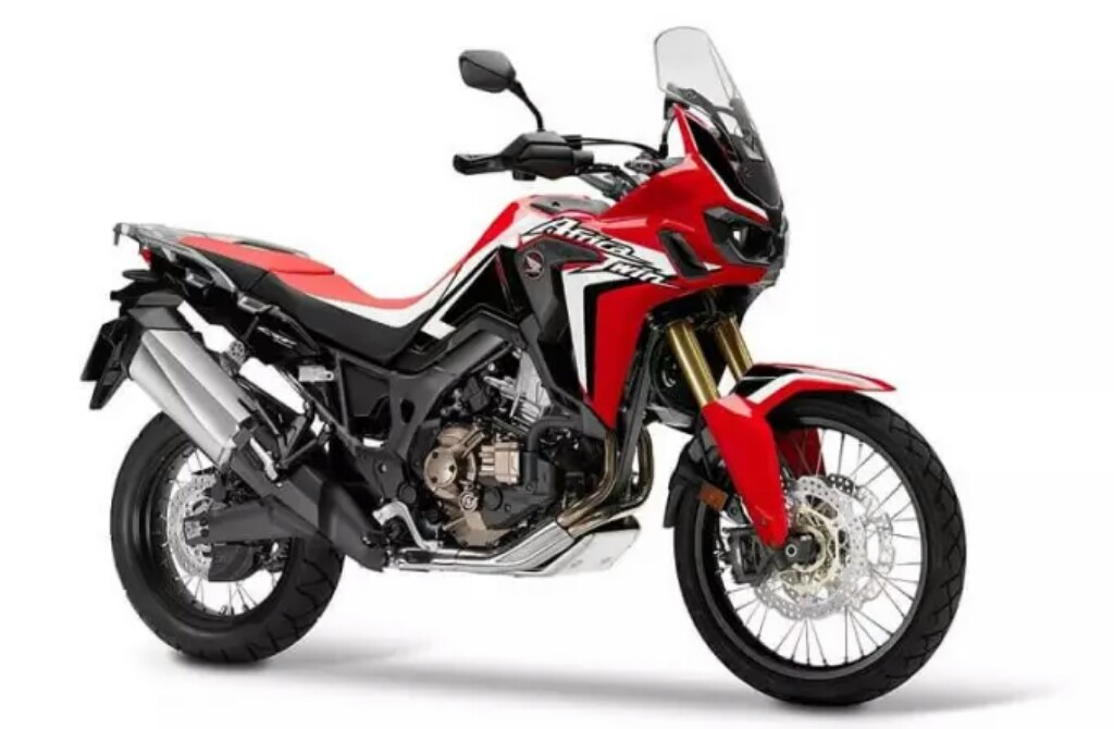 Honda Africa Twin Review