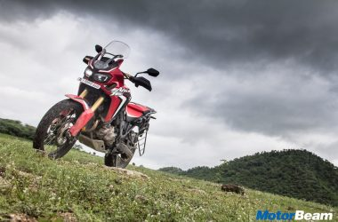 Honda Africa Twin Video Review