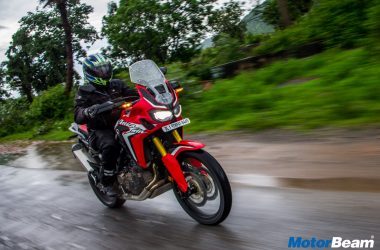 Honda Africa Twin Test Ride Review