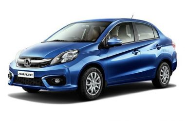 Second Generation Honda Amaze To Debut At 2018 Auto Expo