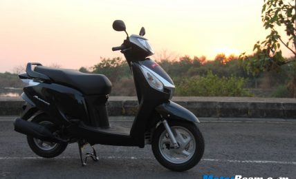 Honda Aviator Test Ride Review