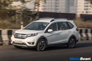 Honda BR-V Long Term Report