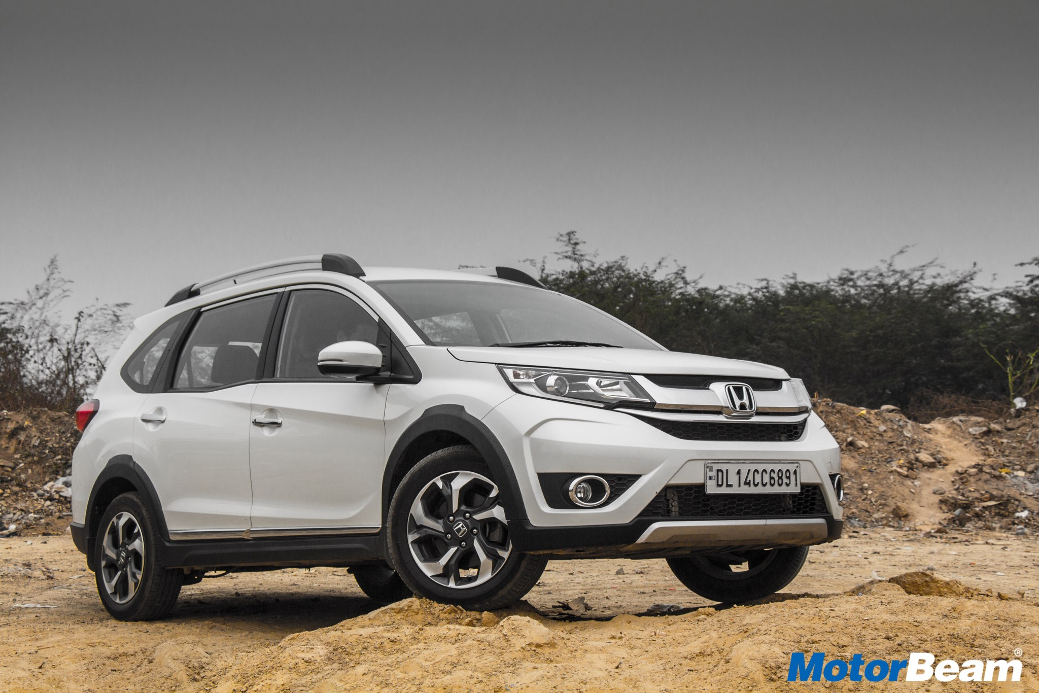 Honda BR-V Long Term